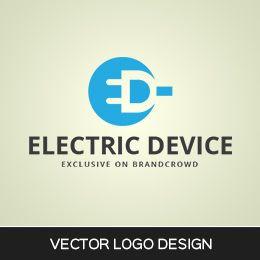 30个电子公司创意LOGO设计欣赏