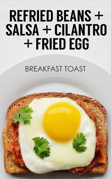 面包如是说 可爱的早餐设计