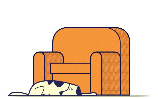 Ale Giorgini 幽默的卡通插画欣赏