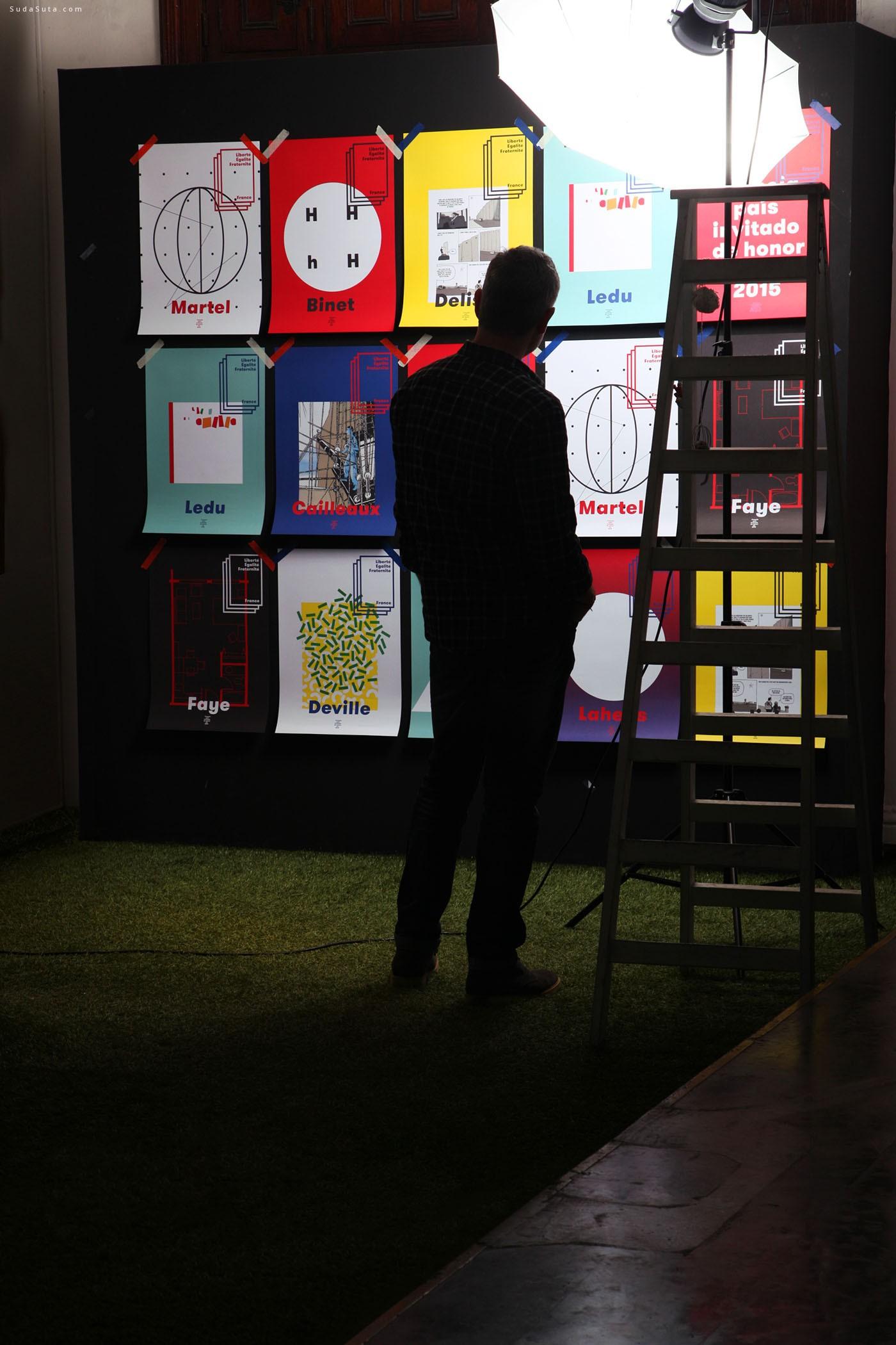 Brandlab《Francia - FIL Lima》