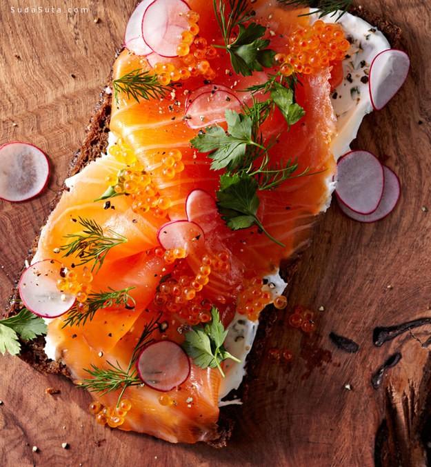 健康美食从天降