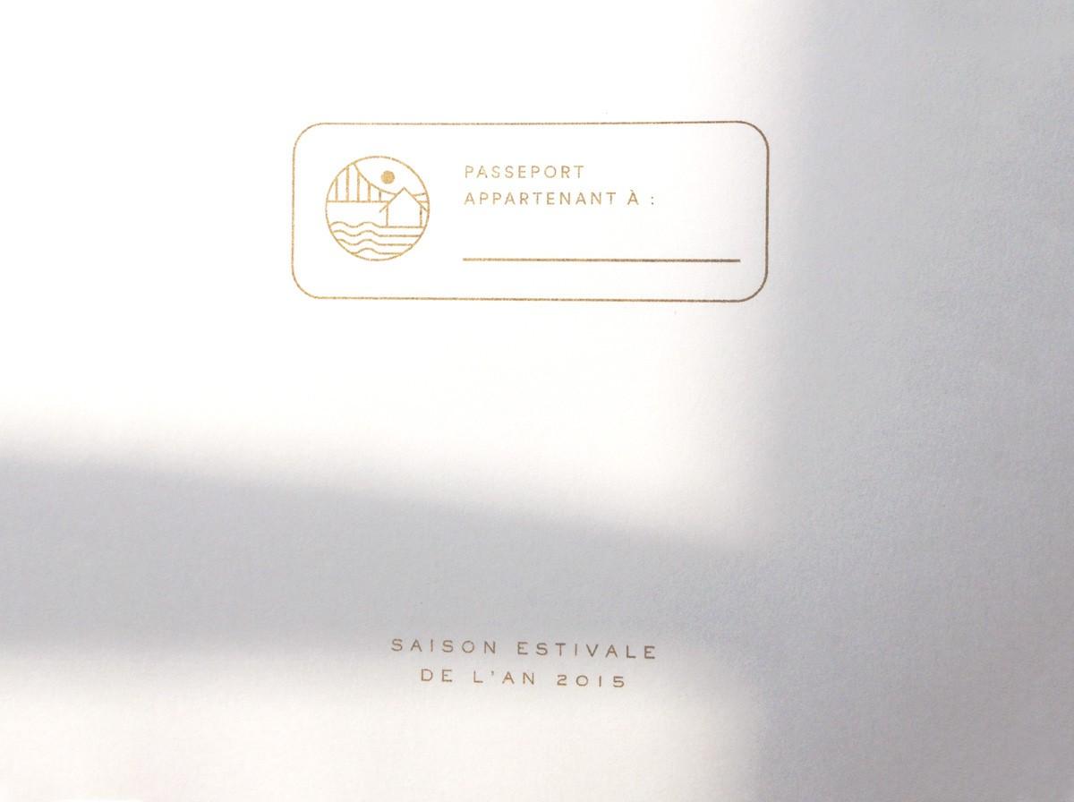 Gabrielle Matte 品牌设计欣赏