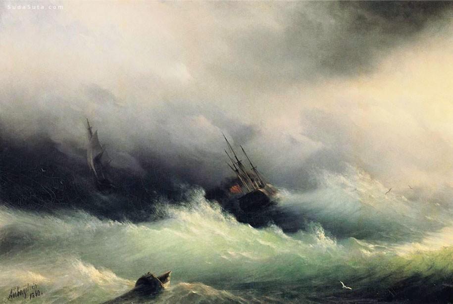 Ivan Konstantinovich Aivazovsky 海