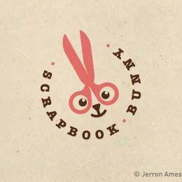 Jerron Ames 创意logo设计欣赏