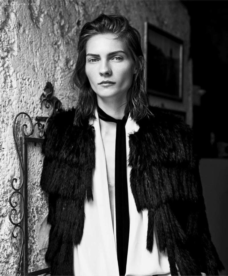 Karolin Wolter 时尚冷美人