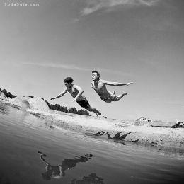 Pawel Franik 黑白摄影欣赏