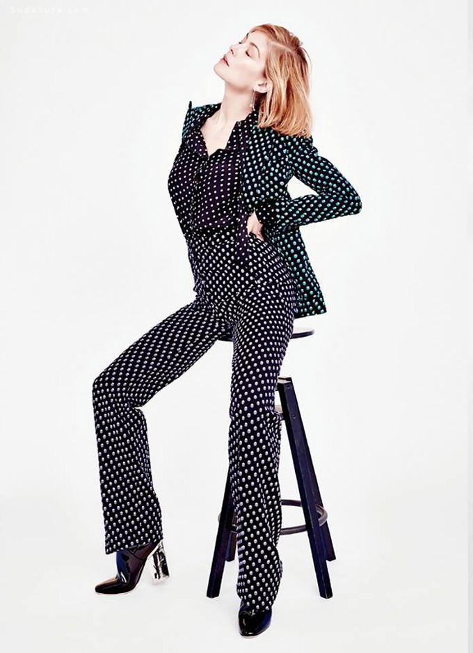 Rosamund Pike 时尚摄影欣赏