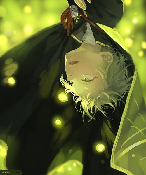 loika 令人垂泪的光线 漫画cg欣赏