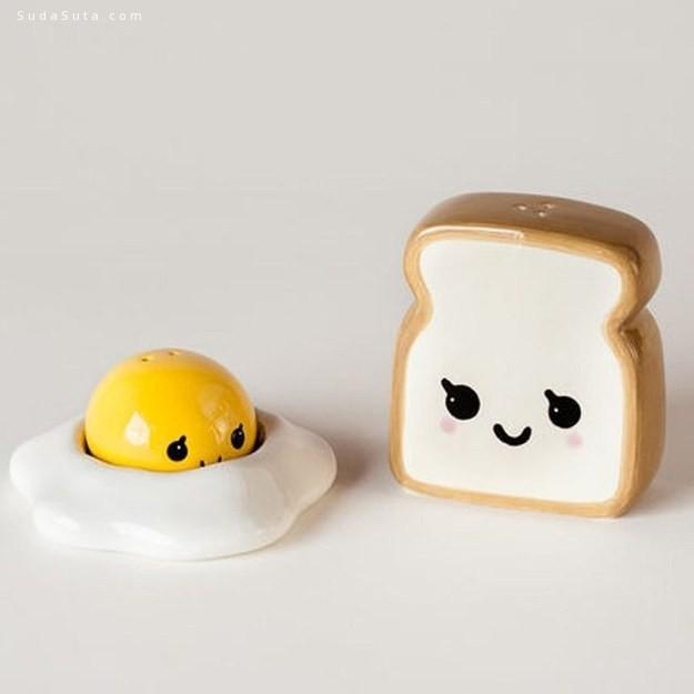 早餐生活很有爱