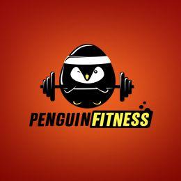创意logo设计欣赏 健身主题