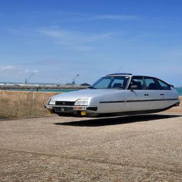 SYLVAIN VIAU 飞行的汽车 概念设计欣赏