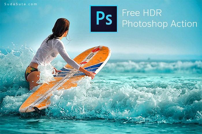 48个免费的photoshop实用动作