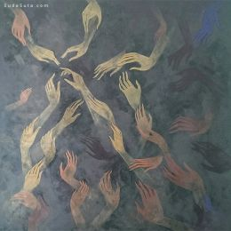 Karis Upton 细腻的抽象艺术欣赏