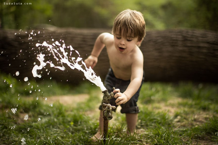 Adrian C. Murray 儿童摄影欣赏