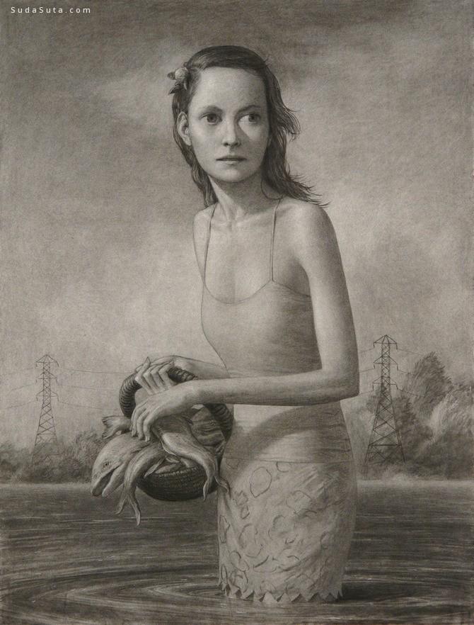 Aron Wiesenfeld 油画作品欣赏