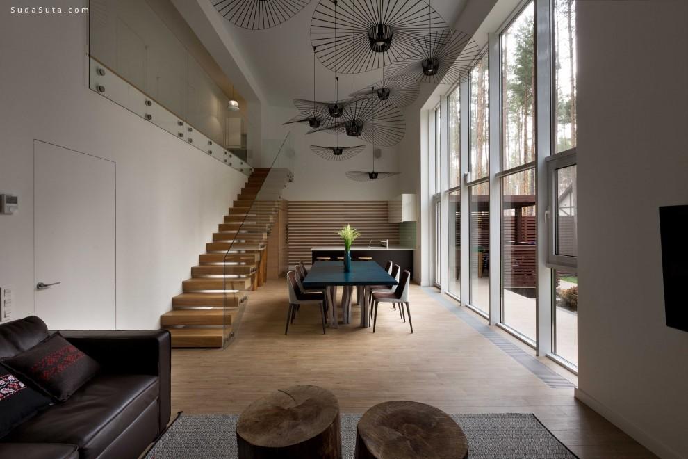 Cube House 建筑设计欣赏