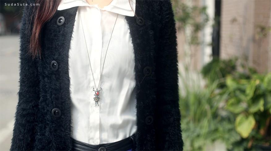Eraser高端独立首饰设计品牌 珍藏时间的梦想