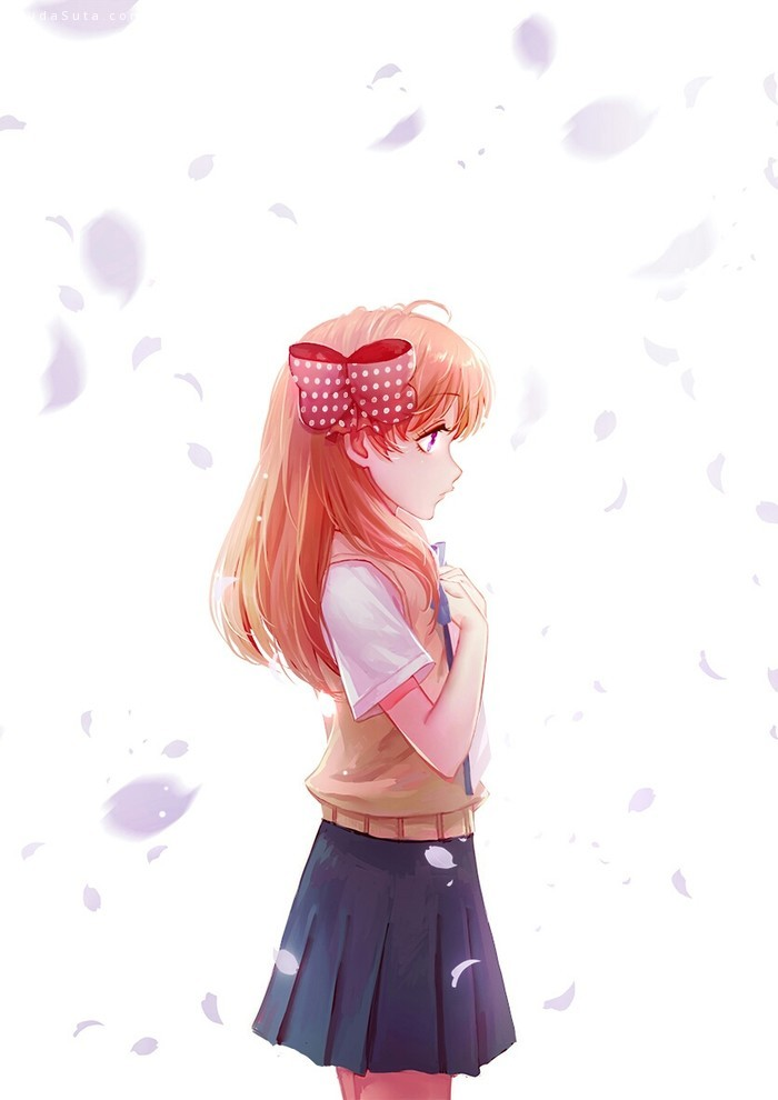 《月刊少女野崎君》漫画CG欣赏