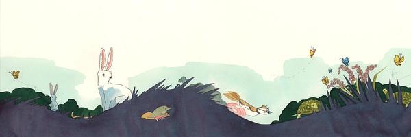 Jen Corace 装饰插画欣赏