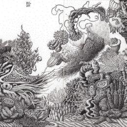 Kyle Leonard 细腻繁复的钢笔画