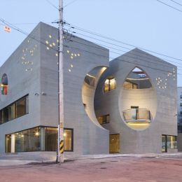 Moon Hoon Architects 建筑设计欣赏