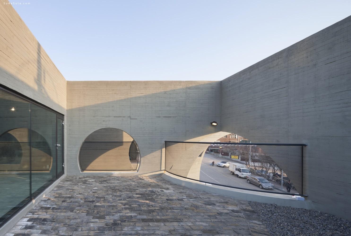 Moon Hoon Architects 建筑设计欣赏