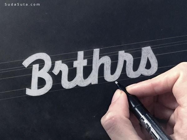Paul von Excite 创意logo设计欣赏