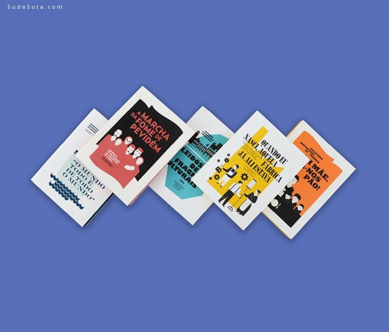 Raízes 杂志排版设计欣赏