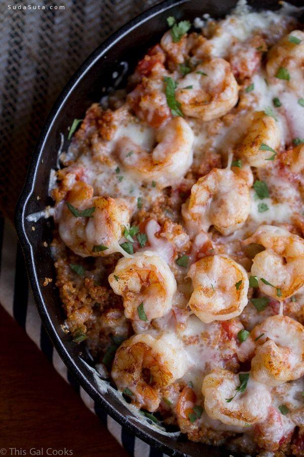 鲜虾有爱 美食主题摄影欣赏