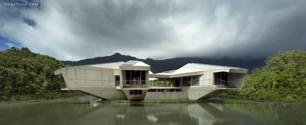 Stamp House 建筑设计欣赏