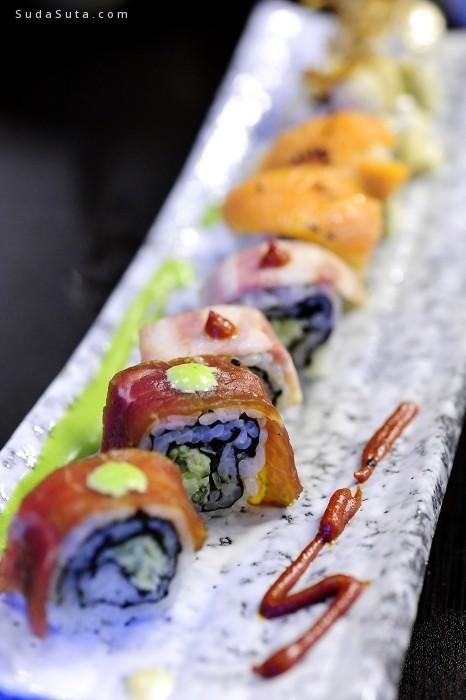 hi,寿司君 美食摄影欣赏