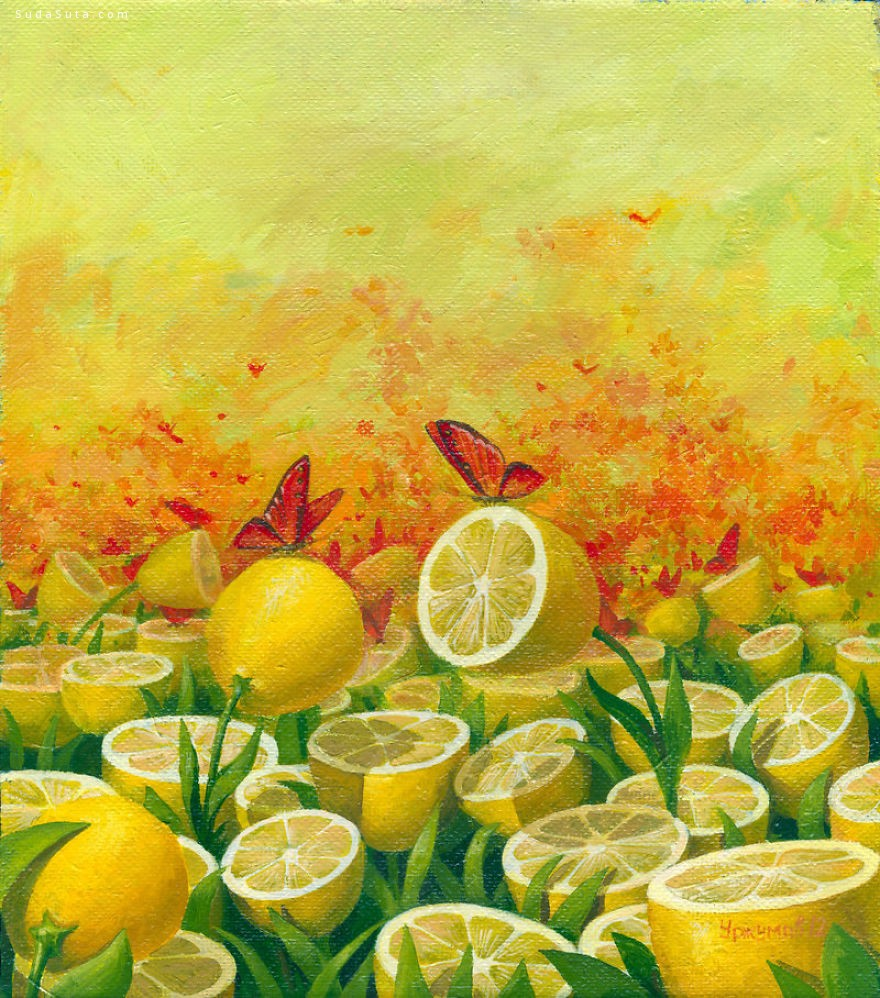 Vitaly Urzhumov 柠檬世界