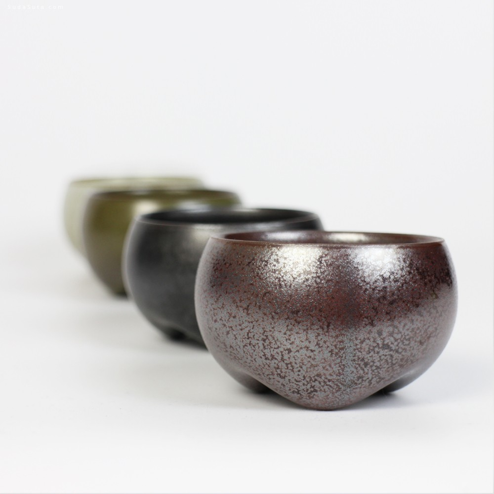 飞形物 手工陶瓷设计欣赏
