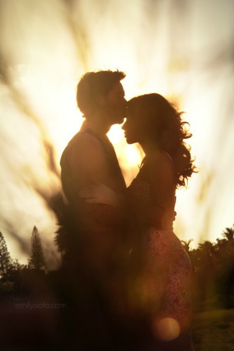 爱语清呢 温暖的情人摄影欣赏