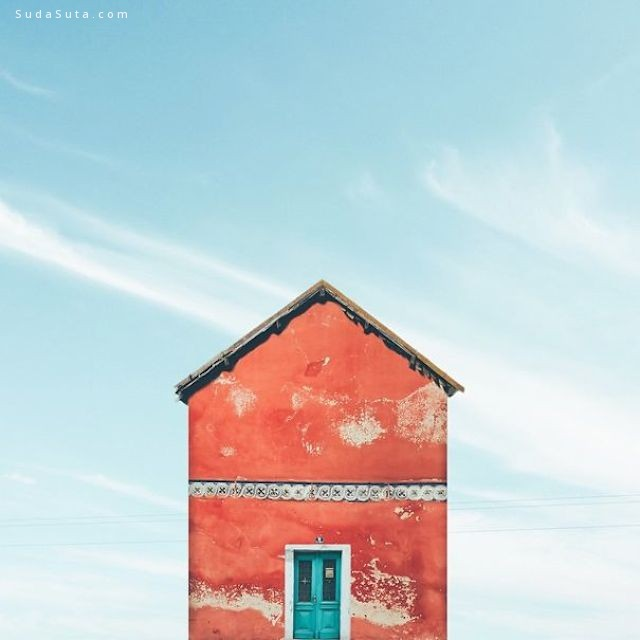 Sejkko 可爱的房子 旅行日记分享