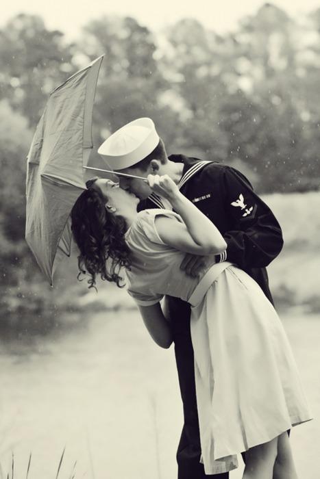关于爱情 黑白摄影欣赏