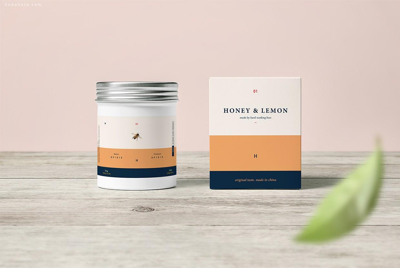 Myiu Tea 包装设计欣赏