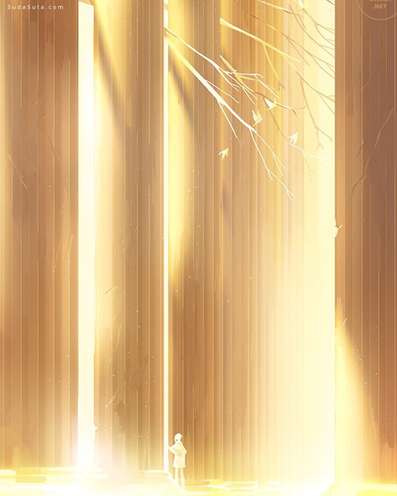 ロイカ 光与影的漫画
