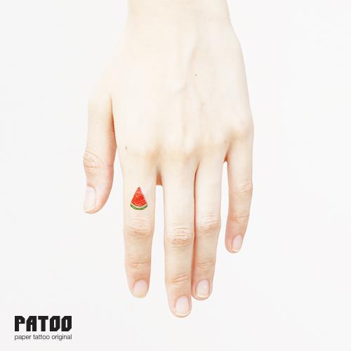 PATOO怕痛 青春就是任性