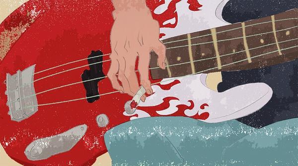 韩国艺术家윤여랑 生活插画欣赏