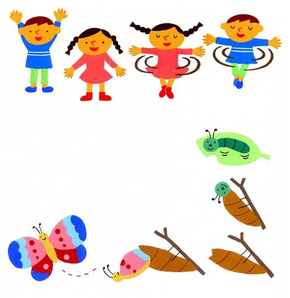 よしおかアコ 儿童插画欣赏
