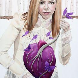 Amy Guidry 超现实主义手绘艺术欣赏