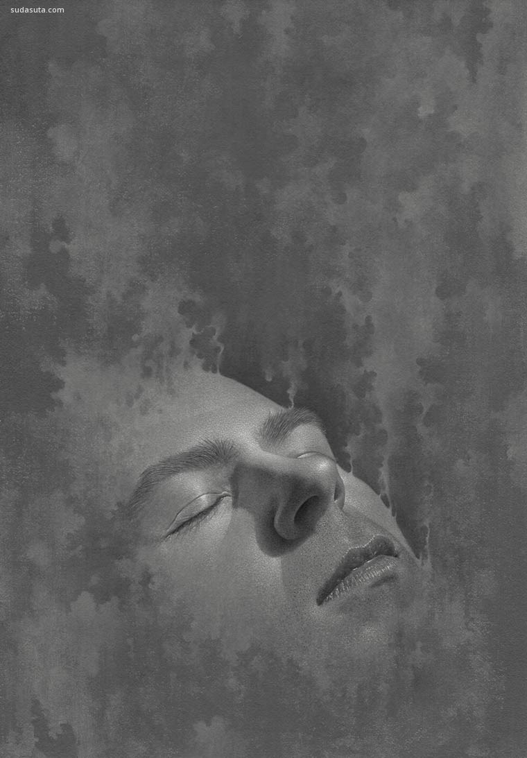 Boris Pelcer 暗黑的梦境 艺术作品欣赏