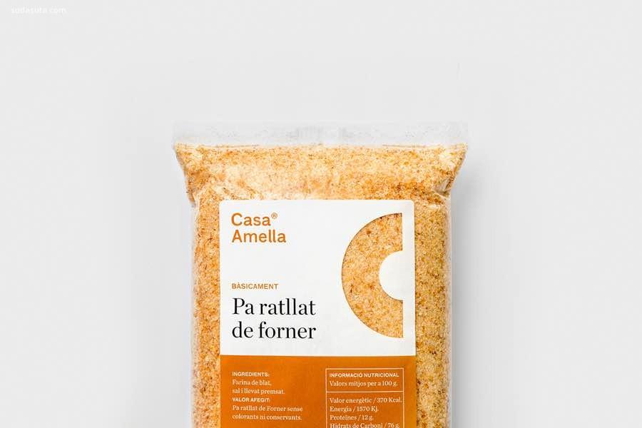 Casa Amella 包装设计欣赏
