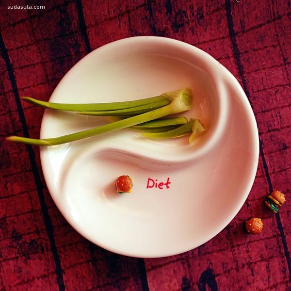 Dina Belenko 的美食魔法世界
