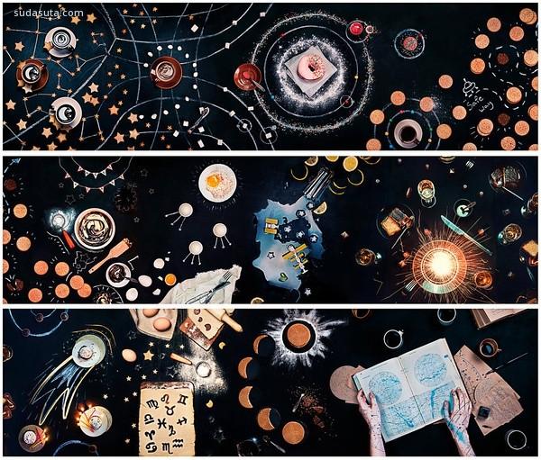 Dina Belenko 宇宙主题摄影欣赏