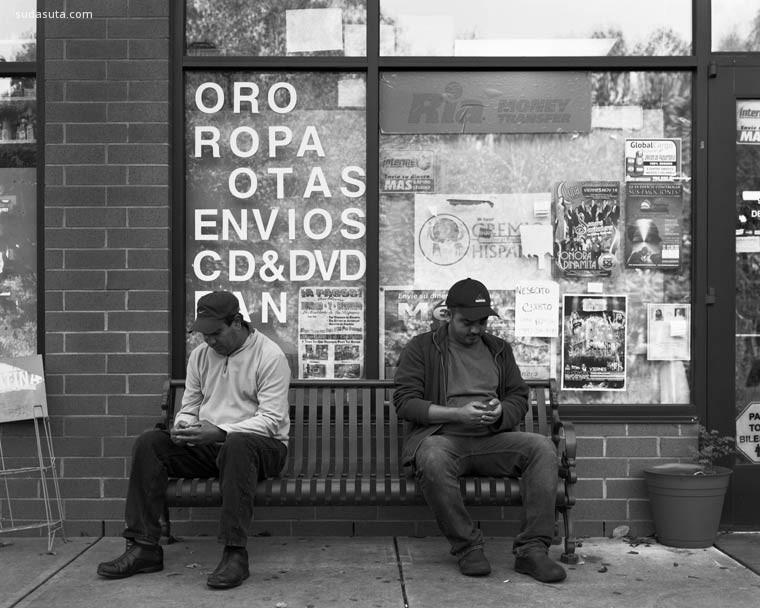 Eric Pickersgill 黑白摄影欣赏