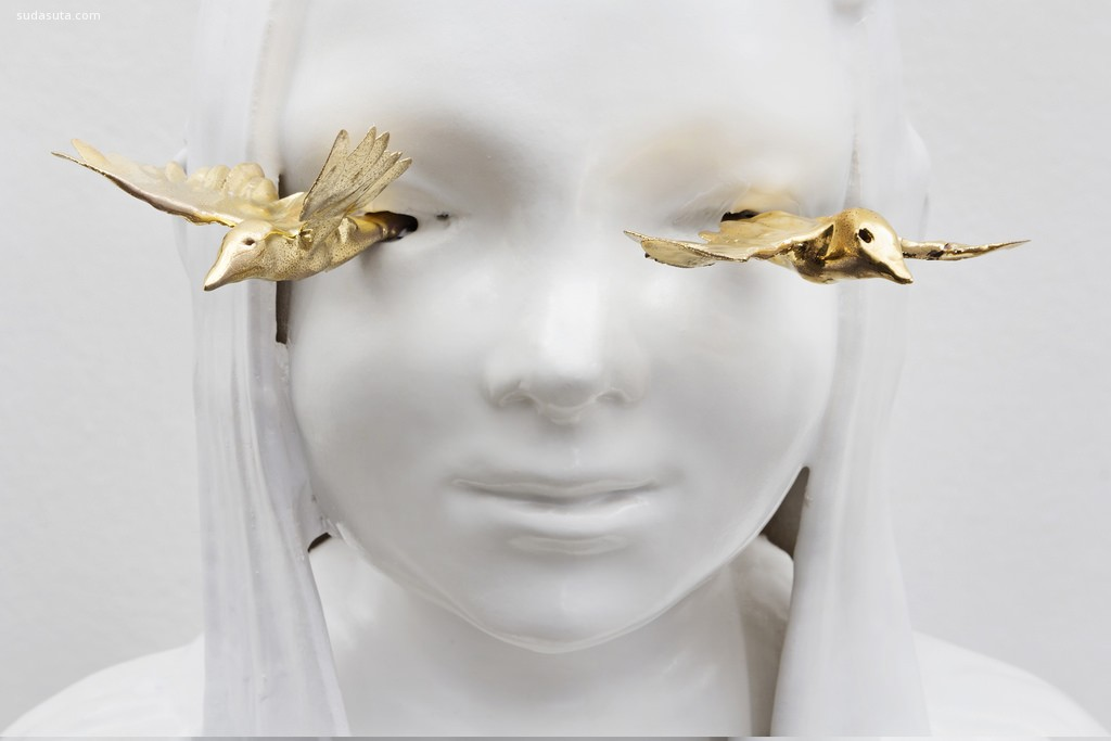Kim Simonsson 陶瓷雕塑设计欣赏