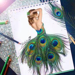 Kristina Webb 创意手绘插画欣赏