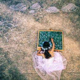 Mahmoud Al-Kurd 超现实主义照片合成作品欣赏